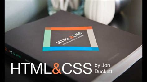 design html and css html and css design and build websites youtube