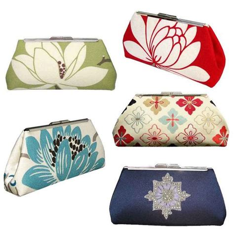 How To Make Handmade Clutches - diy wedding metal clutch purse frames set of 5