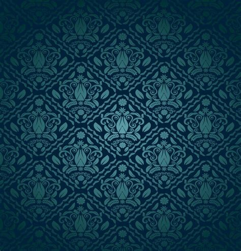 blue elegant pattern 15 blue floral patterns flower patterns freecreatives