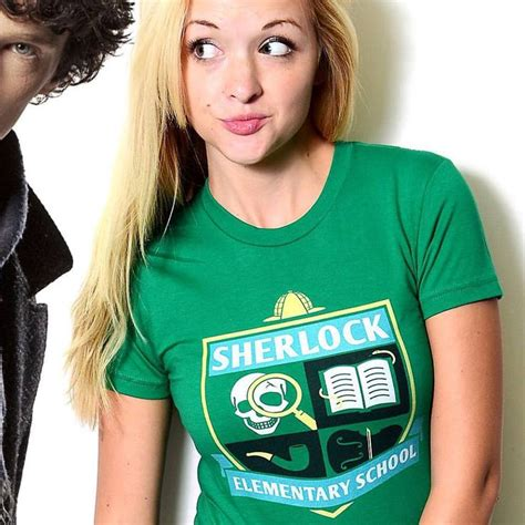 T Shirt Sherlock Anime 17 best images about shirts for tv fanatics on