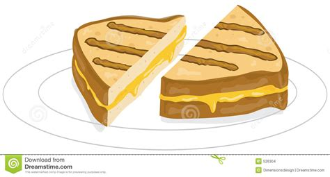 Grilled Cheese Sandwich Clipart grilled cheese clipart clipground