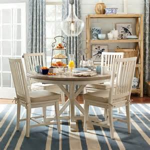 Coastal Dining Room Sets by Furniture Coastal Themed Living Room Home Design Beach