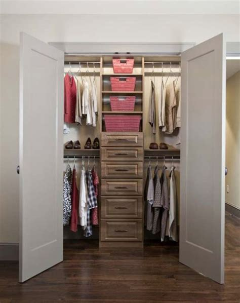 Walk In Wardrobe In Small Space by 47 Closet Design Ideas For Your Room Ultimate Home Ideas