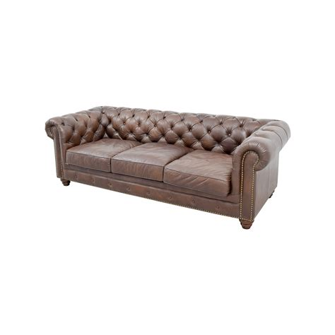 saddler leather sofa 36 off raymour flanigan raymour flanigan bellanest