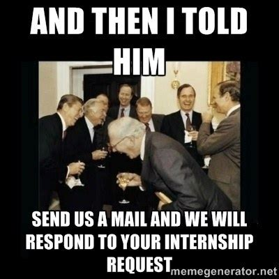 get intern what are the best memes on internships quora