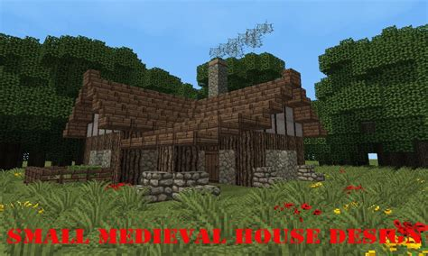 medieval peasant house minecraft small medieval minecraft