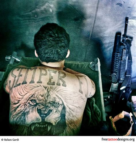 semper fi tattoos designs 66 tattoos