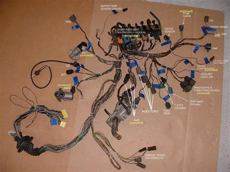 wiring harness simplification quetsions rxclubcom