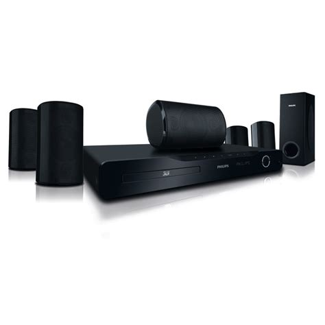 new 3d home theater systems from philips unveiled