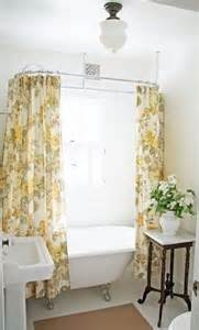 pretty shower curtains apartment bathroom