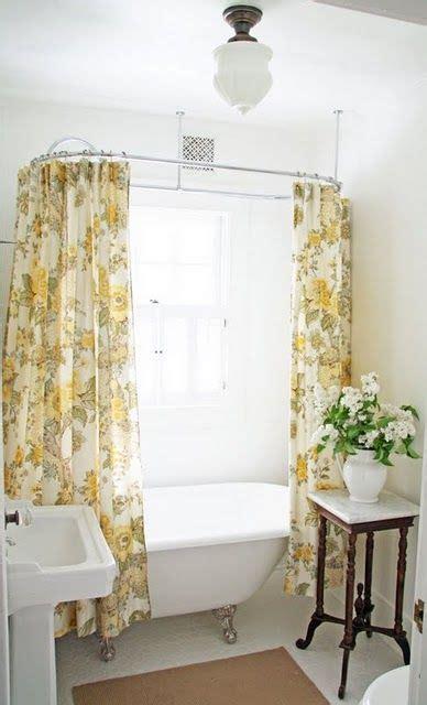 pretty shower curtains apartment bathroom pinterest