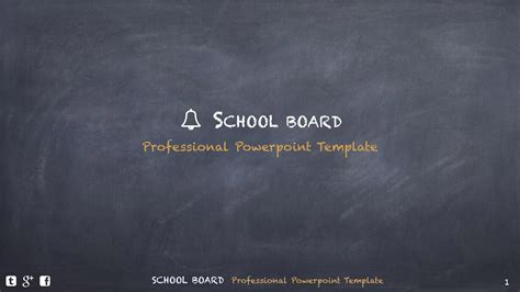 Powerpoint Template School Board Image Collections Powerpoint Template And Layout Board Powerpoint Template