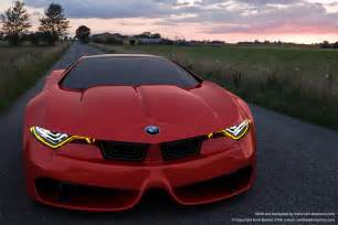 What Is Faster A Or A Lamborghini Rendering Nieuwe Bmw M6 Autoblog Nl