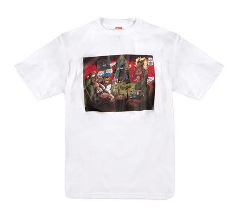 T Shirt Supreme To Supreme Include Packaging Limited 1 supreme x joe cool limited edition t shirts hypebeast