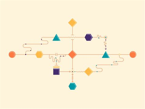 animated flowchart flow chart by owen chikazawa dribbble