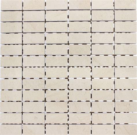 feinsteinzeug mosaik feinsteinzeug mosaik matt beige 30x30 cm fliesenxl