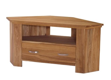 Oak Tv Cabinets by Oak Solid Oak Corner Tv Cabinet Review Compare Prices