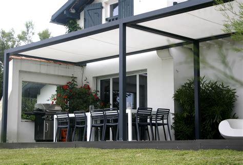 Terrasse Wohnfläche by Pergola Pvc Ma Pergola