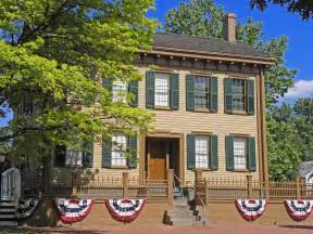 lincoln home springfield il honest abe
