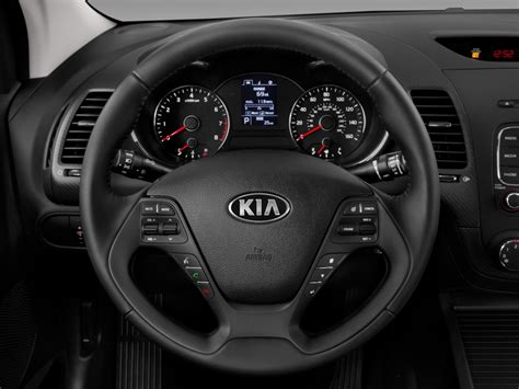 Kia Soul Steering Wheel Size Image 2016 Kia Forte 2 Door Coupe Auto Ex Steering Wheel