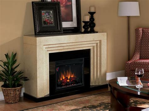 electric oak fireplace made by amish on custom fireplace