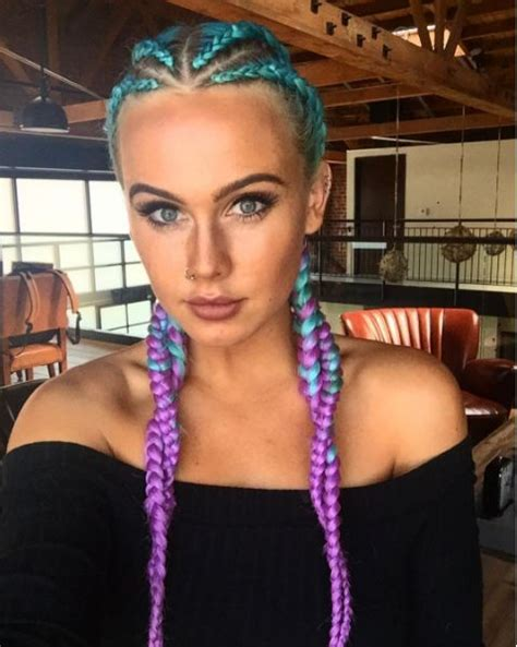 burning scalp scensation with braids the 25 best tight braids ideas on pinterest tight side