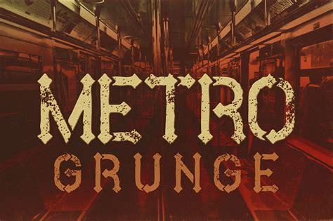 dafont grunge metro grunge font dafont com