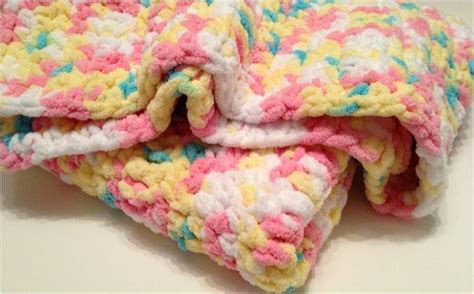 Crochet Baby Blanket Bernat by 17 Best Images About Bernat Baby Blanket Yarn Patterns On
