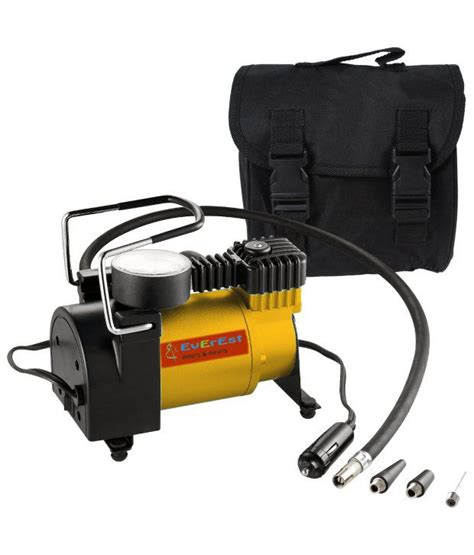 Compressor Mini Unik Ok everest impex portable mini air compressor 12 volt dc buy everest impex portable mini air