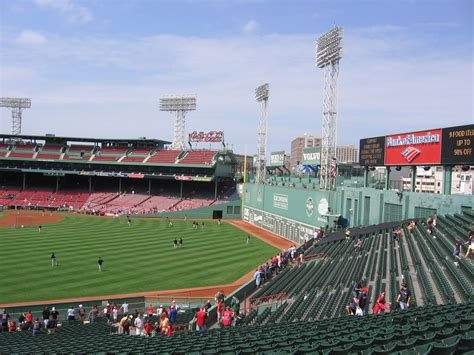 what is section 42 fenway park