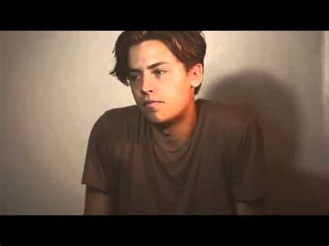 cole sprouse chilling out 2016 youtube