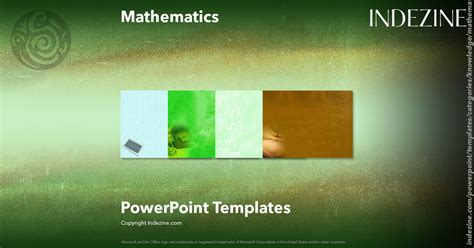 themes for powerpoint math mathematics powerpoint templates