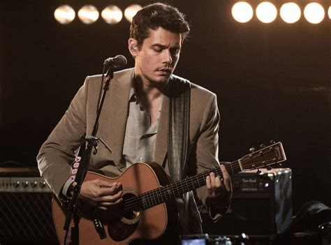 John Mayer Sweepstakes - john mayer from musicians performing live on stage e news