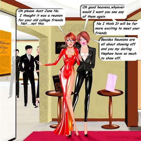 guy feminized by aunt 165 best images about andy latex on pinterest aunt