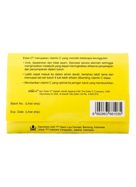 Vitamin Ester C Holisticare holisticare vitamin ester c 4 s str klikindomaret