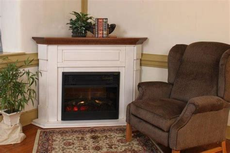 amish electric fireplace insert corner electric fireplace from dutchcrafters amish furniture