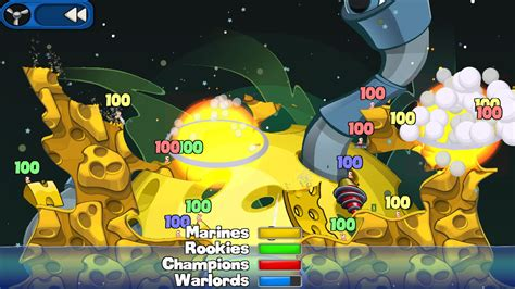 worm armageddon apk all best for android screenshots of the worms 2 armageddon for android tablet phone