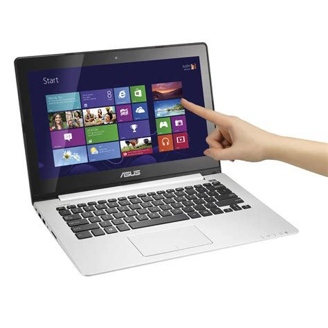 Asus Notebook Intel I3 S300ca 13 3 asus vivobook s300ca c1017h en vente flash 224 539 13 3 tactile i3 bridge 500 go