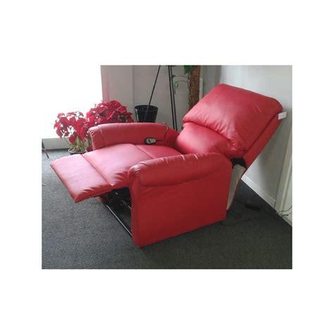 poltrona con alzapersona poltrona relax elettrica reclinabile con vibromassaggio e