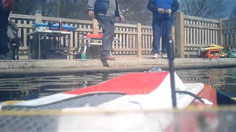 rc boats with camera rc rescue boat on board camera youtube