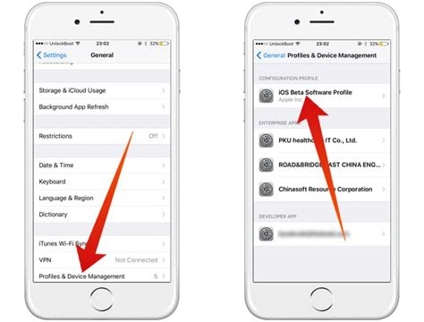 remove bottom layout guide ios how to remove configuration profile from iphone and ipad