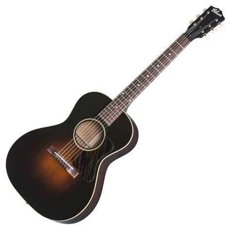 Vintage Guitar Acustic gibson l 00 vintage 2017 acoustic guitar vintage sunburst
