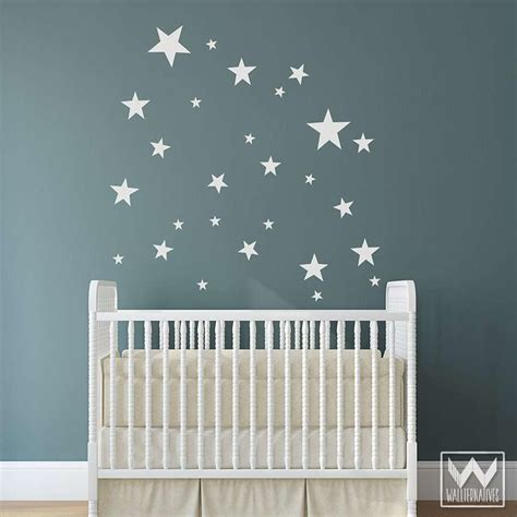 wall stickers for baby room einstein s mustache inspirational wall quote saying