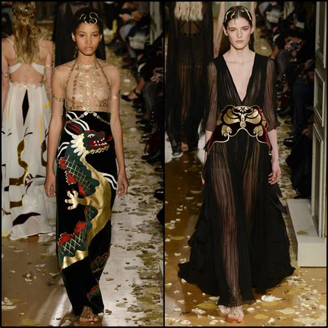 Runway Report Valentino Couture by Runway Report Valentino Haute Couture Summer