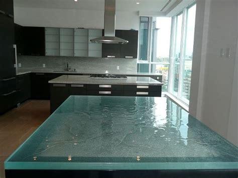 Clear Countertop by Aqua Clear Glass Countertop Home Decor