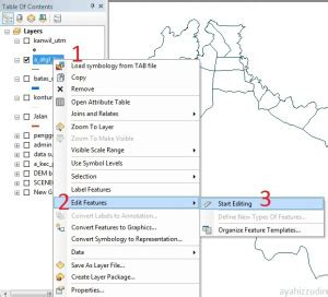 tutorial arcgis 10 versi indonesia tutorial sig bahasa indonesia ayahizzudin