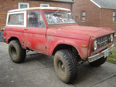 1970 Ford Bronco by Potterfx4 1970 Ford Bronco Specs Photos Modification