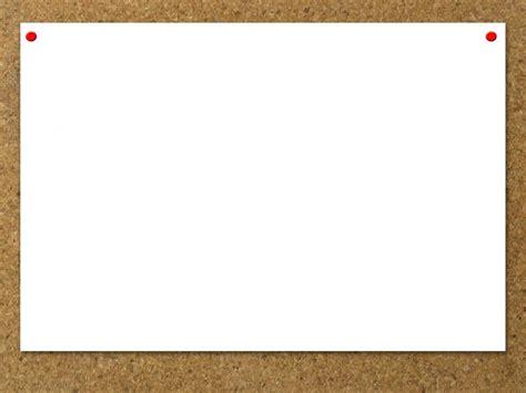 board powerpoint template blank bulletin board backgrounds presnetation ppt