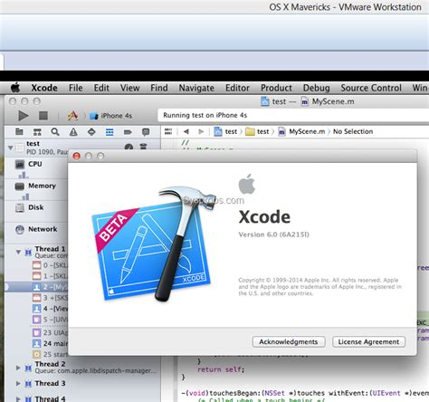 tutorial xcode 6 1 1 guide install xcode 6 on windows 7 or windows 8 8 1