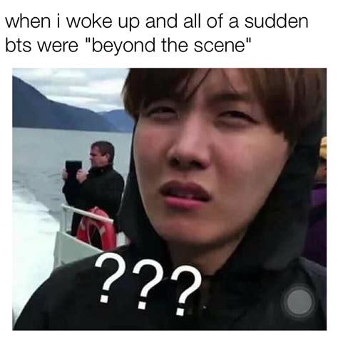 sudden rush ea im still shook bts bts memes i actually didnt put 2